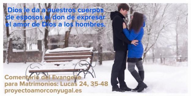 El medio para expresar amor - Proyecto Amor Conyugal