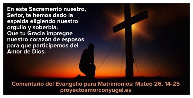 Esposos Judas - Proyecto Amor Conyugal