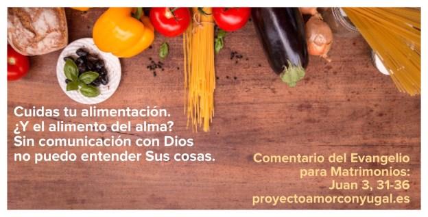 Cuál es tu dieta - Proyecto Amor Conyugal