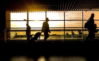 Aeropuerto Viajeros Valija