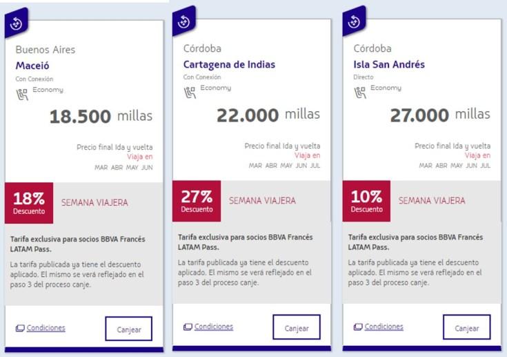 Latam Semana Viajera Latam Pass Promocion Descuento Millas Sudamerica 4