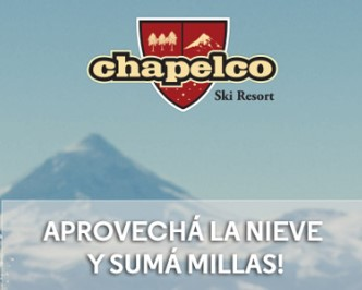 Chapelco Ski Resort Aerolineas Argentinas Millas