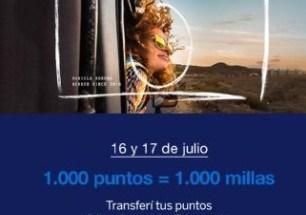 American Express Membership Rewards Aerolineas Argentinas Plus Millas Viajar Gratis a