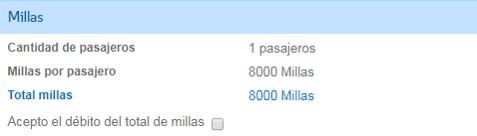Aprende a canjear millas por pasajes gratis en Aerolineas Argentinas 12
