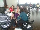 Reunión de las organizaciones miembros del consorcio y puntos focales del proyecto