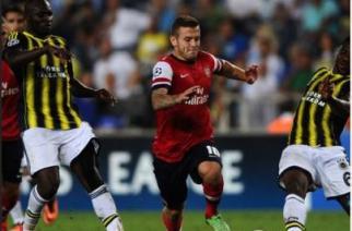 El Arsenal recoge el billete que compró en Turquía