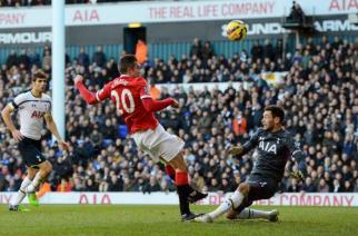 Lloris evitó los goles del Manchester United