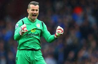 Shay Given, veteranía para el Stoke City