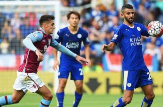 Mahrez hunde al Aston Villa