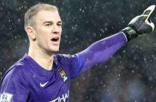Joe Hart, el último superviviente del otro City