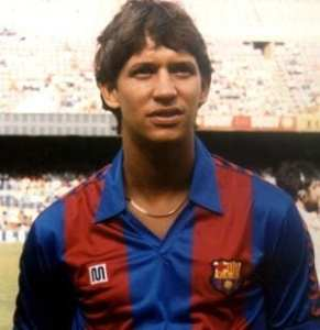 Gary Lineker, Barcelona