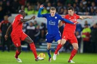 Leicester City y Liverpool se enfrentan en EFL Cup