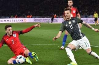 Alemania – Inglaterra, un amistoso con sabor a oficial