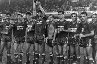 La Supercopa Inglesa, un experimento para tratar de olvidar Heysel