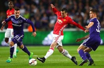 Manchester United – Anderlecht, por un puesto en semifinales