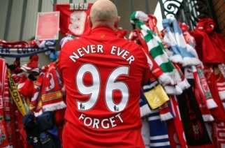 Hillsborough: remember the 96