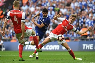 Chelsea y Arsenal levantan el telón con la Community Shield