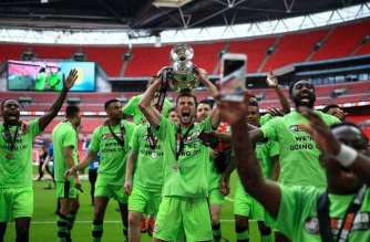 Forest Green Rovers, el primer equipo vegano