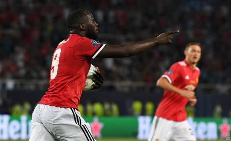 lukaku real madrid manchester united supercopa europa