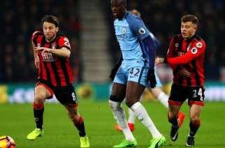 El Manchester City quiere seguir ganando al Bournemouth