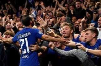 El Chelsea golea sin piedad en su regreso a la Champions