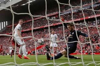 Poco premio para el Liverpool en el clásico inglés