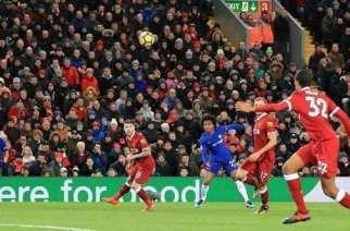 Empate inútil en Anfield