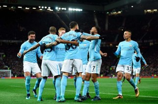 El Manchester City, campeón de la Premier League