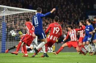 El Chelsea pierde el primer puesto