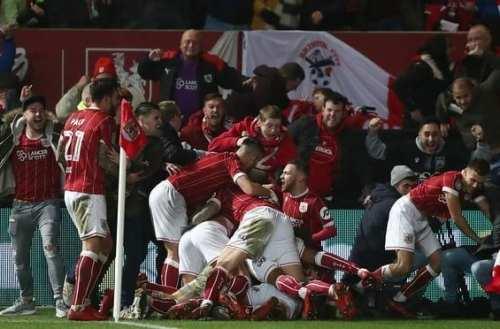 Una noche para soñar con el Bristol City