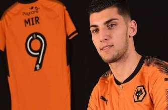Rafa Mir, el nuevo fichaje del Wolverhampton