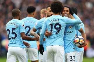 Otro recital del Manchester City