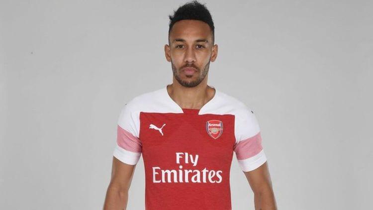 Arsenal Camiseta Kit Jersey 2018-19