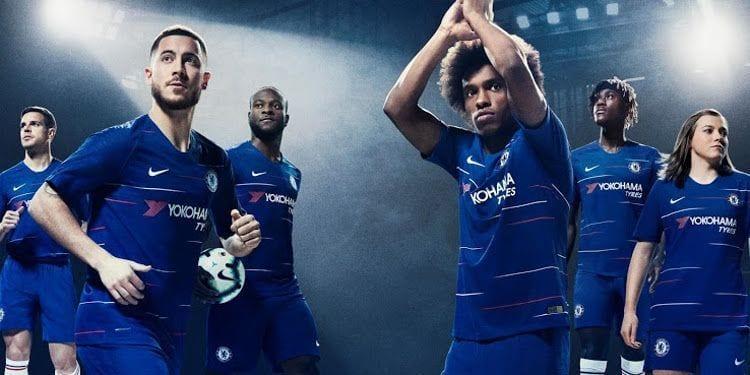 Chelsea Kit Camiseta Jersey 2018-19
