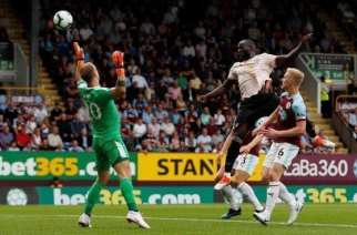 Lukaku le devuelve la sonrisa al Manchester United
