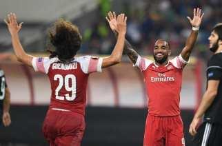 Racha de ocho victorias para el Arsenal de Emery