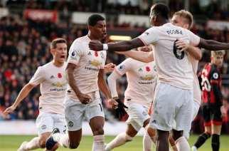 Rashford aparece y evita un nuevo desastre del United