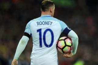 El último rodeo de Wayne Rooney