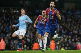 Sobresalto del Manchester City ante el Crystal Palace