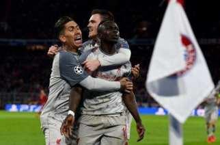 El Liverpool somete al Bayern y cierra su pase a Cuartos
