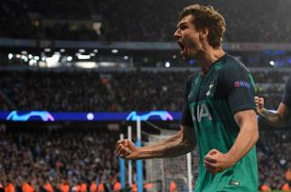 Fernando Llorente manda al Tottenham a semifinales