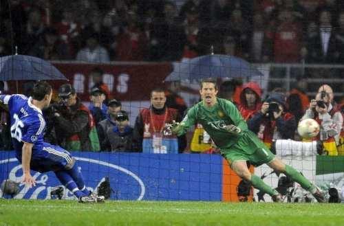 Las finales inglesas en competiciones europeas