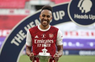 Aubameyang, el hombre gol del Arsenal