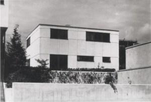 Weissenhof Housing Walter Gropius Stuttgart 1927  PROYECTOS 7  PROYECTOS 8
