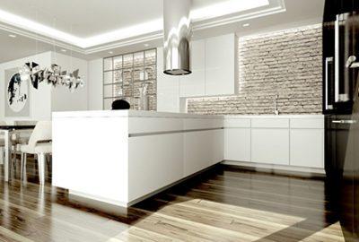 FENIX NTMEl material inteligente para tu cocina  Proyectos de Cocina