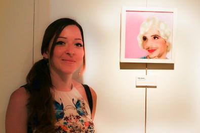 """Erika Asensio """"¿Quién dijo él o ella?"""" (Homenaje a Andy Warhol"""""""