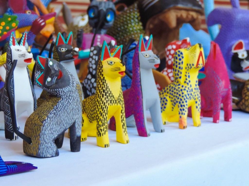 Artesanos De Oaxaca Exhiben Sus Productos En Celaya Proyecto Sumar