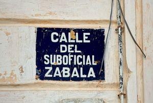 Sidi Ifni-calle-española