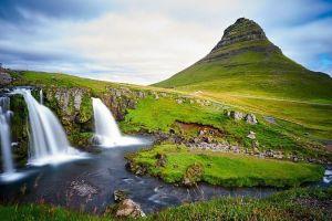 cascada_Kirkjufell