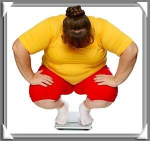 Лишний вес убивает суставы